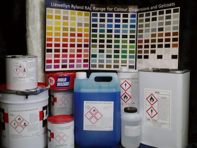 GRP Materials