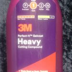 3M PI Heavy Cutting compound 36102