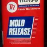 TR201-G Mould Release Wax